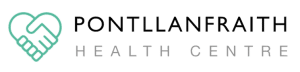 Pontllanfraith HC logo